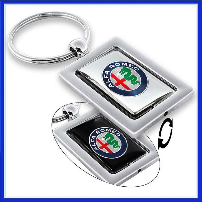 Neuf /& Toutes les Tailles Alfa Romeo Gris Métallique T-Shirt à Logo