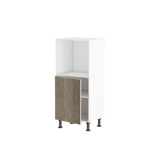 meuble cuisine demi colonne four 60x130 1 porte achat vente l ments colonne meuble cuisine. Black Bedroom Furniture Sets. Home Design Ideas
