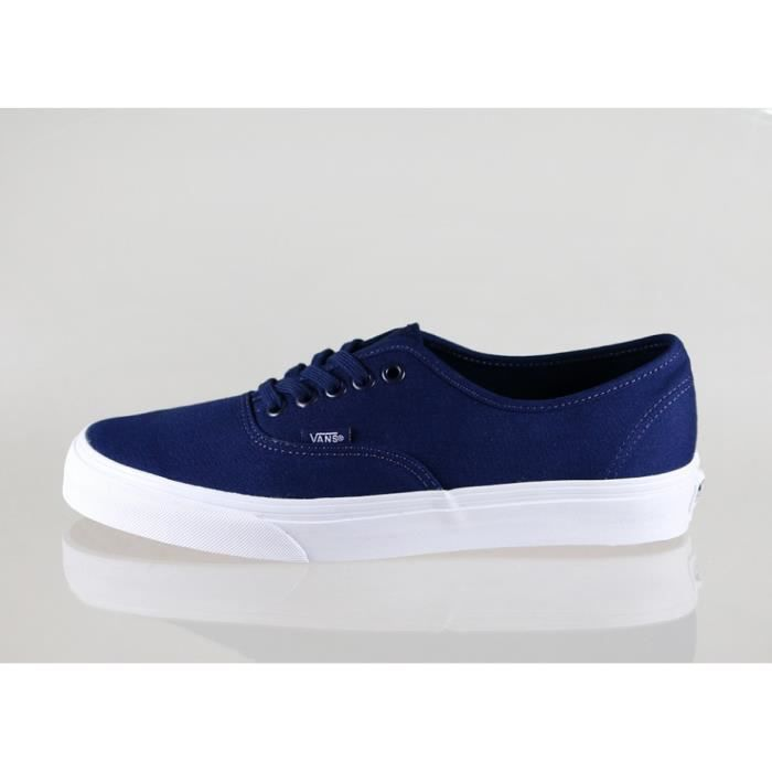 Basket Vans Authentic Vw4ndis Bleu pxzlu2u