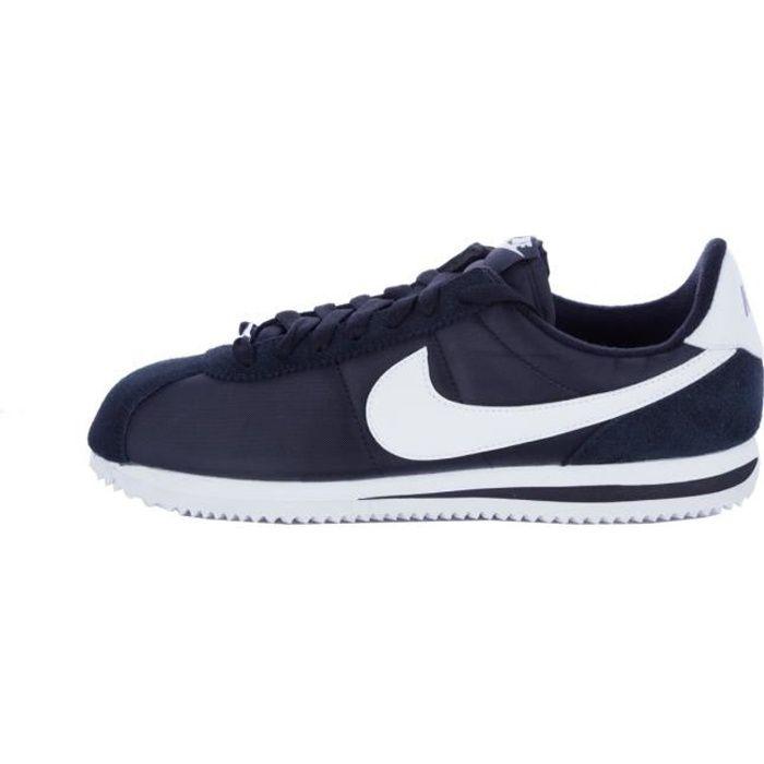 Nike cortez bleu - Cdiscount