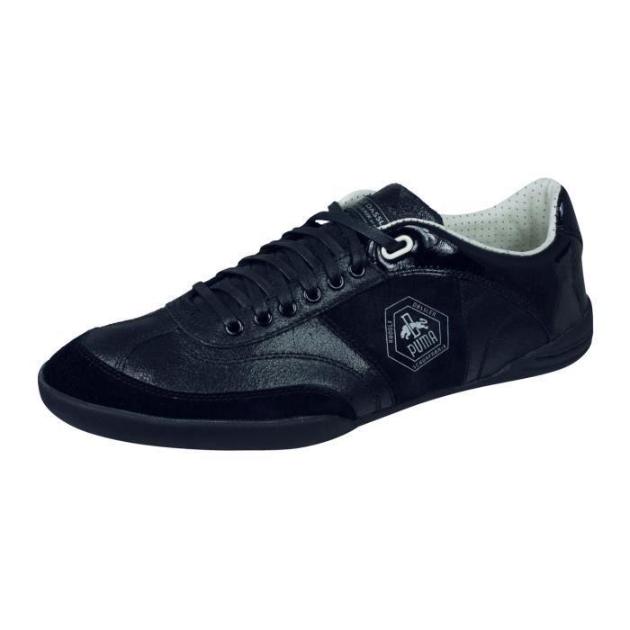 puma hommes chaussures cuir