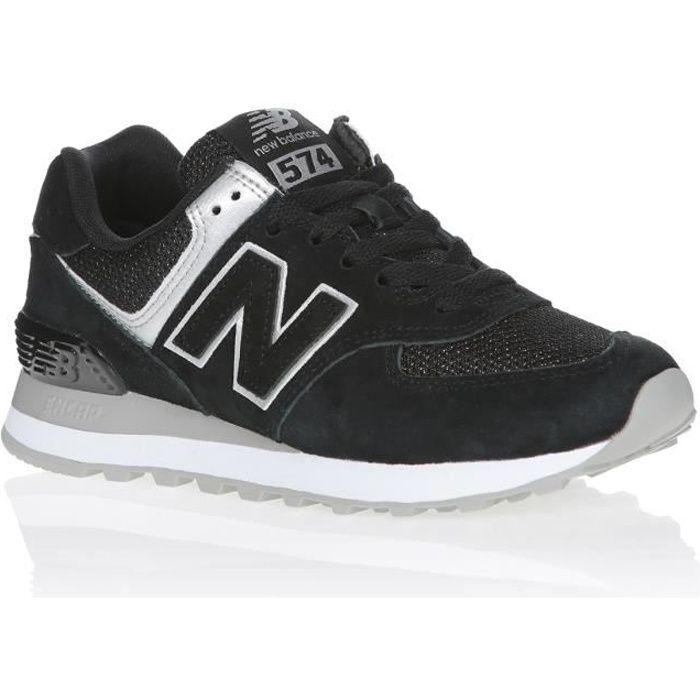 new balance grise et noire