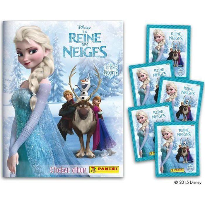 Panini La Reine Des Neiges Moment Precieux Achat Vente Carte A Collectionner Cdiscount