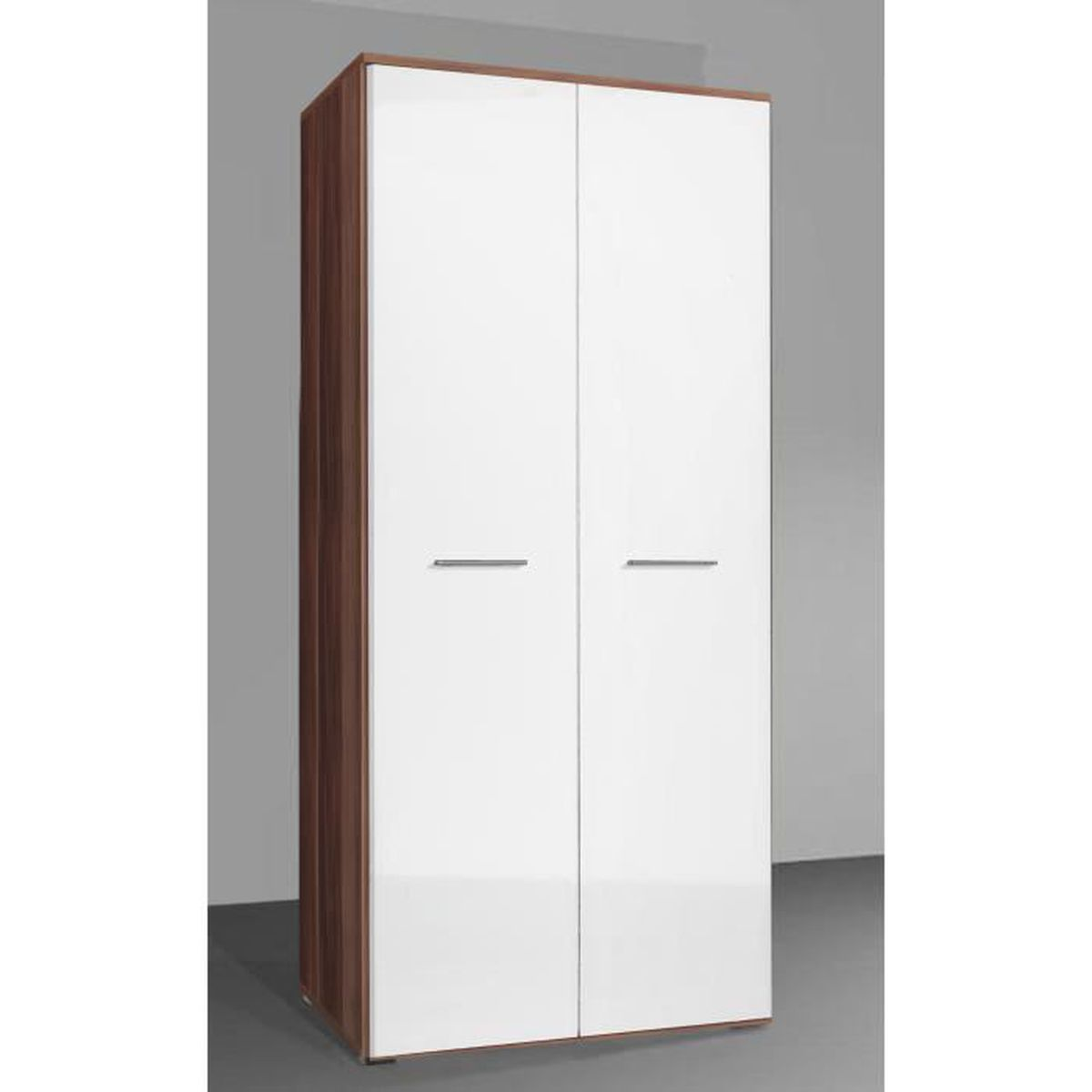 armoire design safa bois blanc achat vente armoire de chambre armoire design safa bois bl. Black Bedroom Furniture Sets. Home Design Ideas