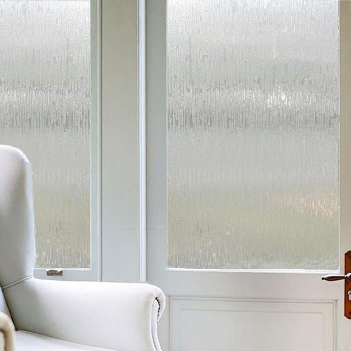 Film Fenêtre Électrostatique pour Vitrage Opaque PVC Protégé