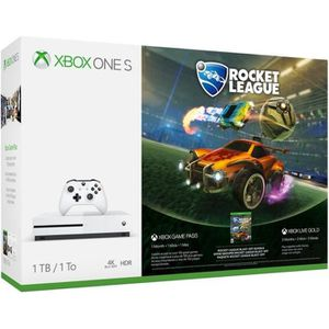 CONSOLE XBOX ONE Xbox One S 1 To Rocket League