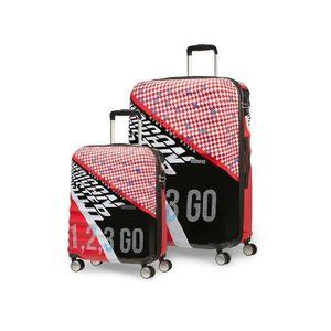 SET DE VALISES Ensemble de 2 valises AMERICAN TOURISTER Retro Rac