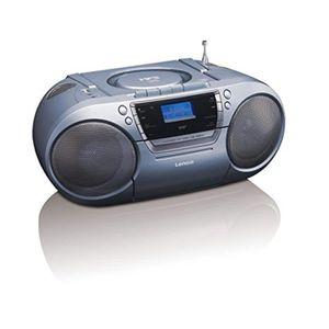 RADIO CD CASSETTE Mecanique EKMKQ SCD-680 boombox, stéréo portable a
