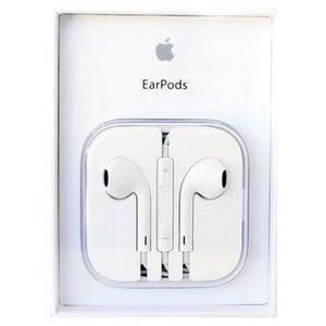 ACCESSOIRES SMARTPHONE Écouteurs ORIGINAL APPLE kit main libre iPhone