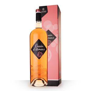 VIN ROSÉ Magnum Grain d'Amour Rosé Vin de France - Etui - 1