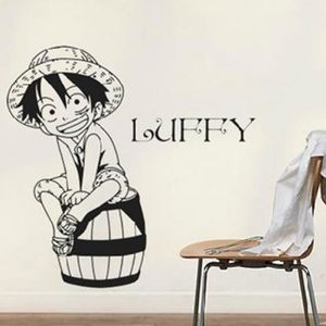 One piece sticker muraux achat vente one piece sticker muraux pas cher - Stickers muraux one piece ...