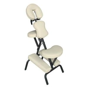 TABLE DE MASSAGE G7W CHAISE Blanche AMMA ASSIS SHIATSU