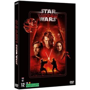 DVD FILM Star Wars, épisode III : La Revanche des Sith [DVD