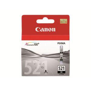 PIÈCE IMPRIMANTE Canon CLI-521BK - Réservoir d'encre - 1 x noir - …