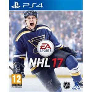 JEU PS4 NHL 17 (PS4)