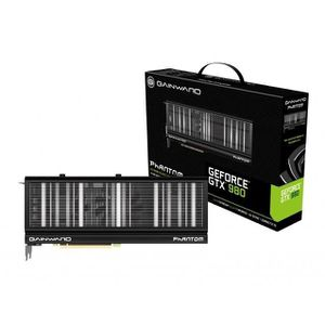 CARTE GRAPHIQUE INTERNE Gainward GTX980 Phantom 4Go DDR5