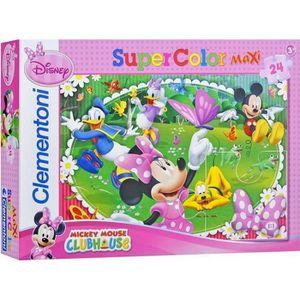 BRICOLAGE - ÉTABLI Puzzle Minnie, 24 pieces Disney