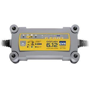 CHARGEUR DE BATTERIE Chargeur Batterie Gysflash 6.12 GYS 029378