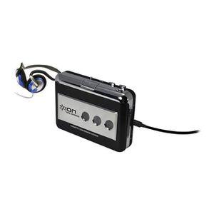 BALADEUR CD - CASSETTE Ion - TapeExpress - Baladeur cassette K7 - USB