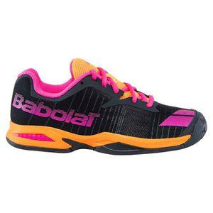Bleu 37 Babolat Enfants Propulse Allcourt Junior Chaussures De Tennis Chaussure Tout Terrain Bleu Fonc/é
