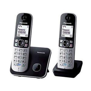 Téléphone fixe Panasonic PANADTTG6812G Téléphone numérique avec L