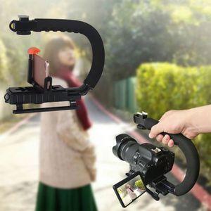 APPAREIL PHOTO RÉFLEX Support de caméra Support stabilisateur pour SLR C