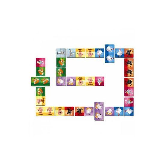 Learning Resources Resources-EI-2942 Dominos des Sons de Combinaisons et digraphes EI-2942