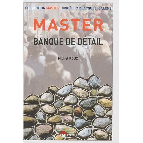 LIVRE ÉCONOMIE  Master Banque de Détail