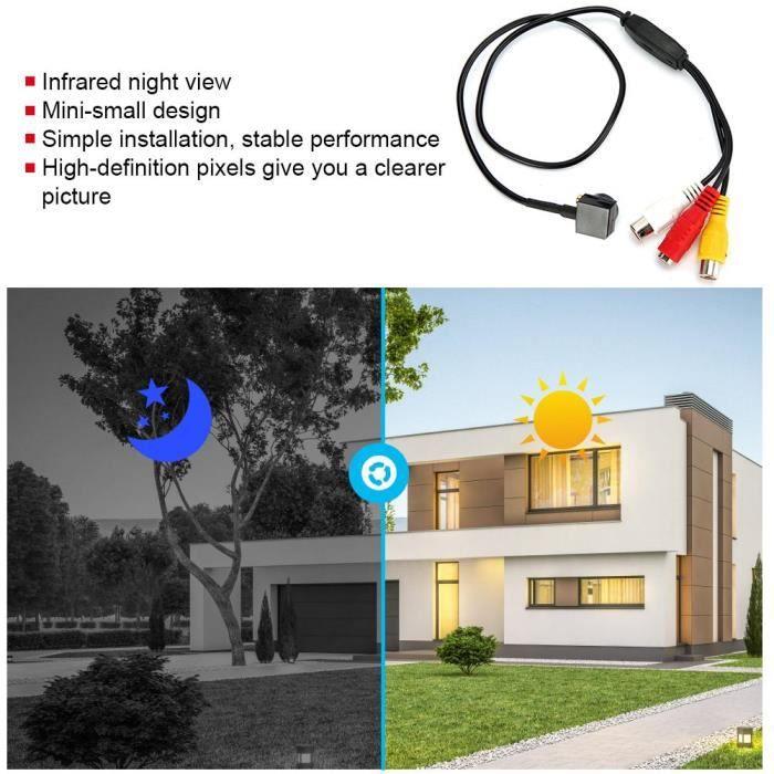 1000TVL HD Mini caméra vidéosurveillance de vidéosurveillance filaire et vidéo surveillance -RAC
