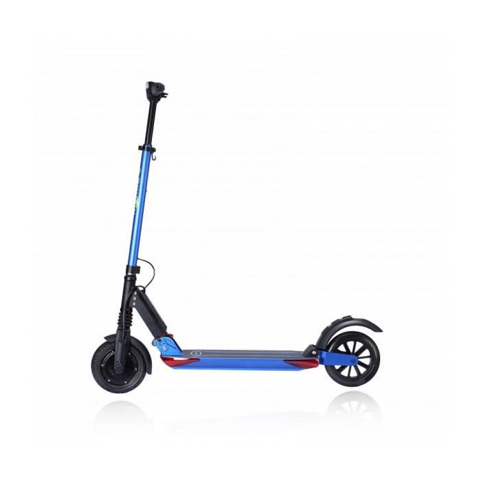 Trottinette électrique E-TWOW Monster Confort 36V 14Ah Bleue
