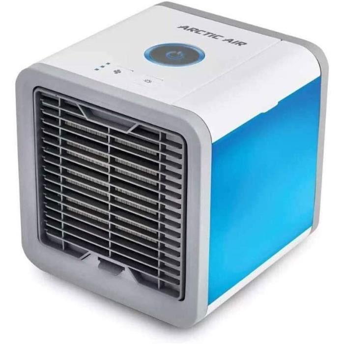 Mini Bureau Intelligent Climatiseur Maison Chambre Agrave Coucher Refroidissement Rapide Usb Refroidisseur D'air Portable Climatisa
