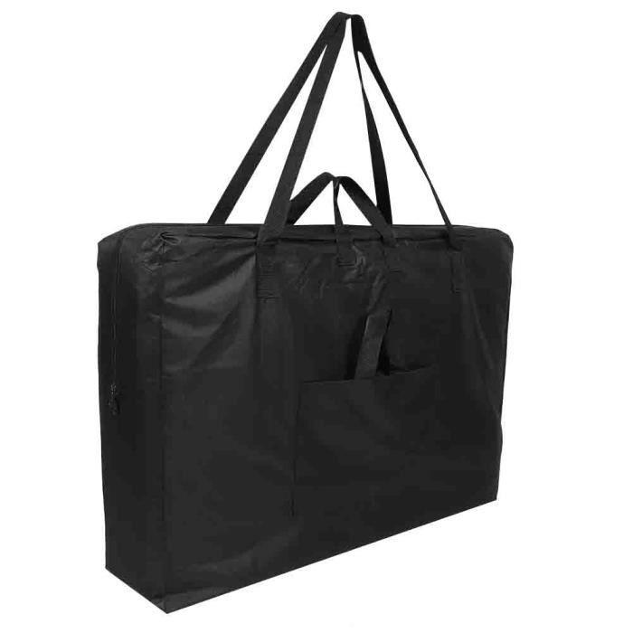 Housse de transport pour lit de massage Sac de massage, sac d'esthéticienne, pour massagiste pour le transport