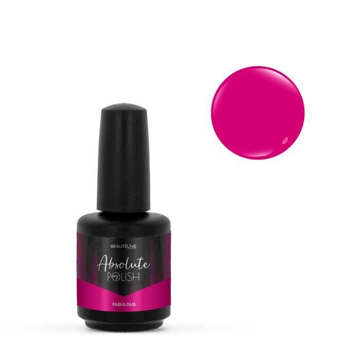Vernis à ongles semi permanent 20Fabulous 12ml Beautélive Femme