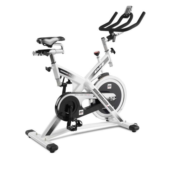 BH Fitness SB2.2 H9162. Vélo de cyclo indoor. Avec courroie Poly-V