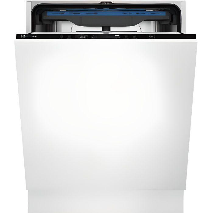 Lave vaisselle tout integrable 60 cm EEM48300L14 Couverts QuickSelect AirDry Smartfit