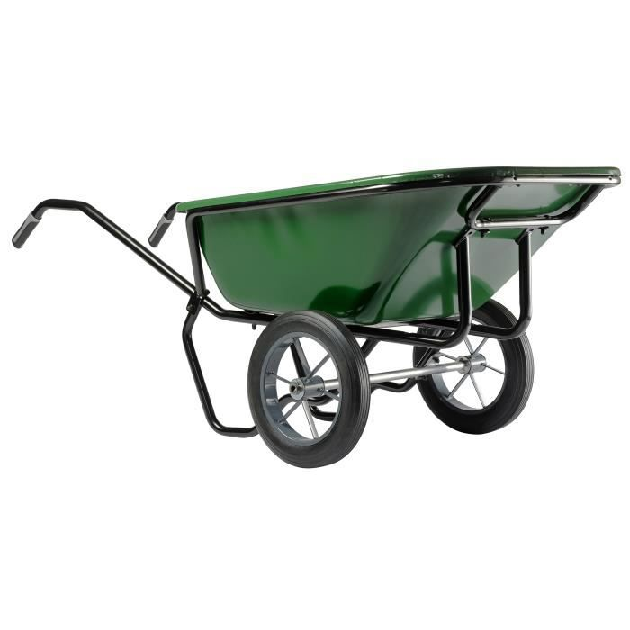 HAEMMERLIN Brouette peinte roues gonflées 230L