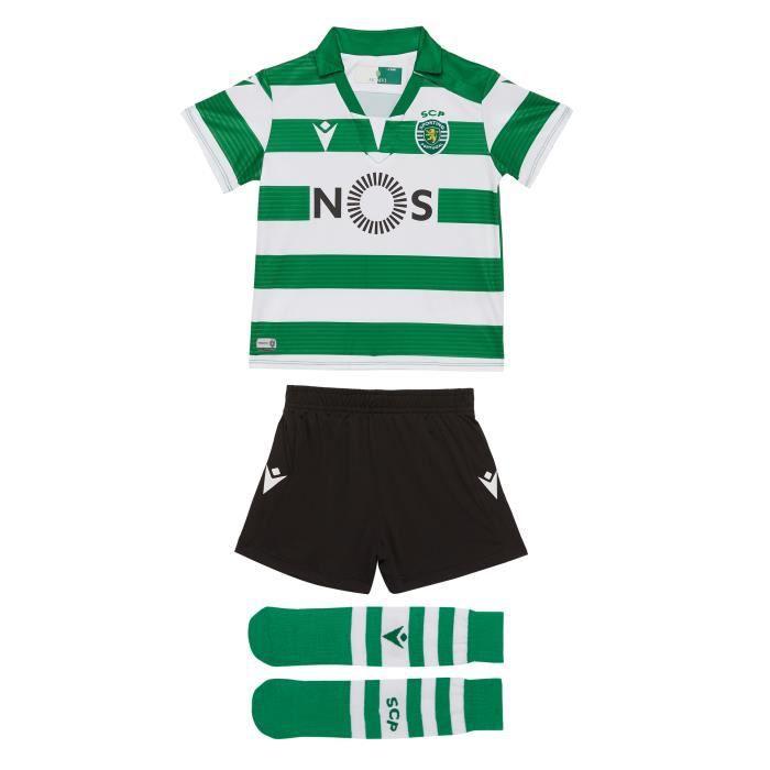 Mini-kit domicile Sporting Portugal 19/20