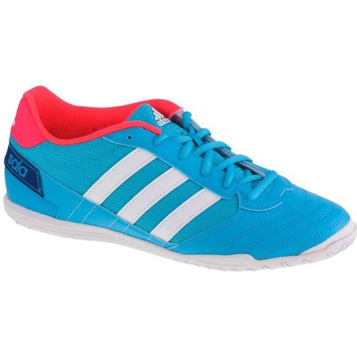 adidas Super Sala IN FX6758, Homme, Bleu, chaussures de foot en salle