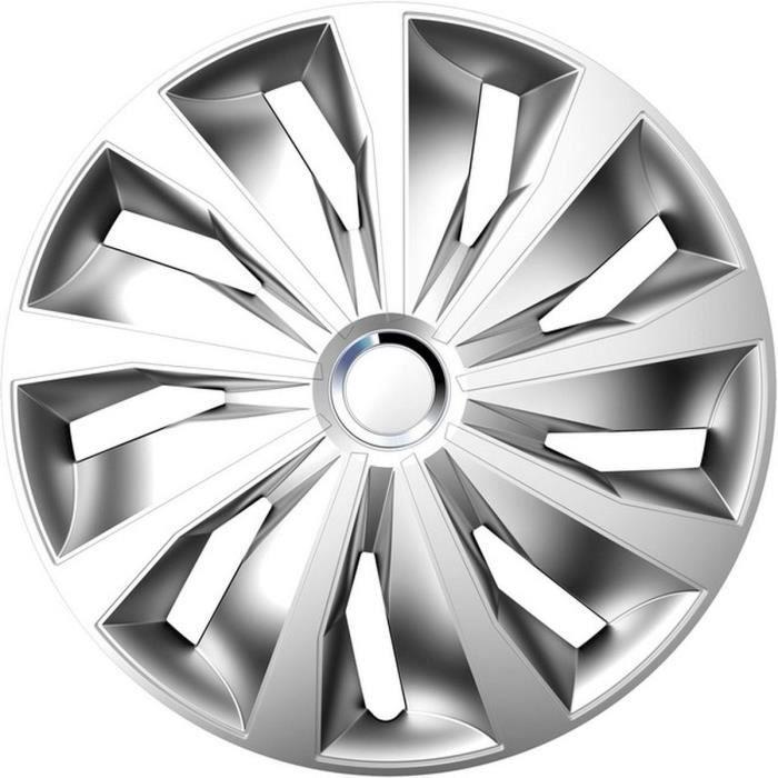 POLAIRE Enjoliveur Grip Pro Silver 16-