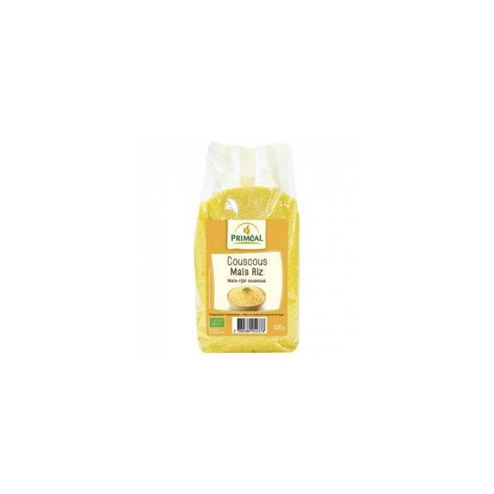 Couscous mais-riz, 500 g