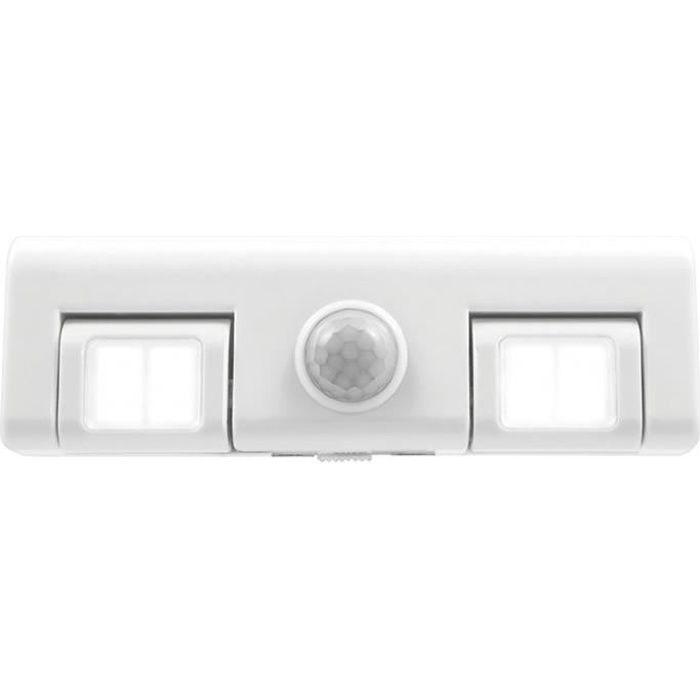 SYLVANIA - réglette détecteur pour éclairage cuisine ou dressing à pil