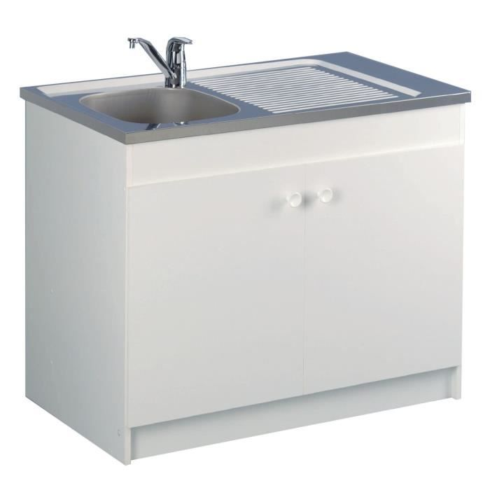 buffet commode v ga en noir m tallique achat vente. Black Bedroom Furniture Sets. Home Design Ideas