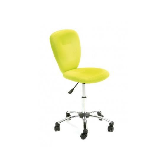 pello anis fauteuil de bureau achat vente chaise de bureau vert cdiscount. Black Bedroom Furniture Sets. Home Design Ideas