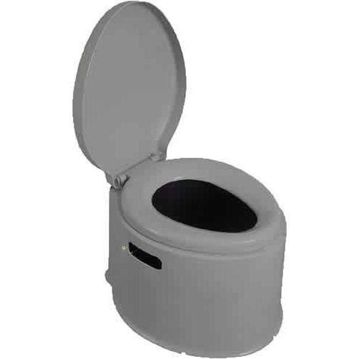 Stable Camping Toilettes-Voyage WC Pour Festival Et Outdoor ou comme duschstuhl