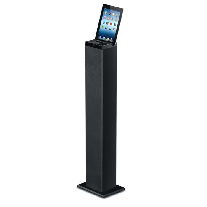 enceinte colonne muse noir bluetooth radio usb enceinte nomade avis et prix pas cher. Black Bedroom Furniture Sets. Home Design Ideas