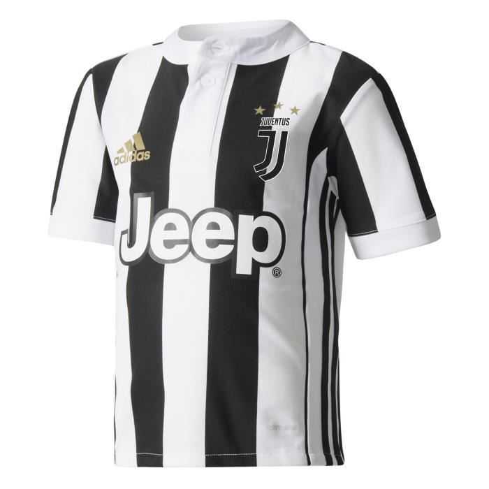 quality design 4c329 c3cf7 Mini-kit junior Juventus Domicile 2017-2018