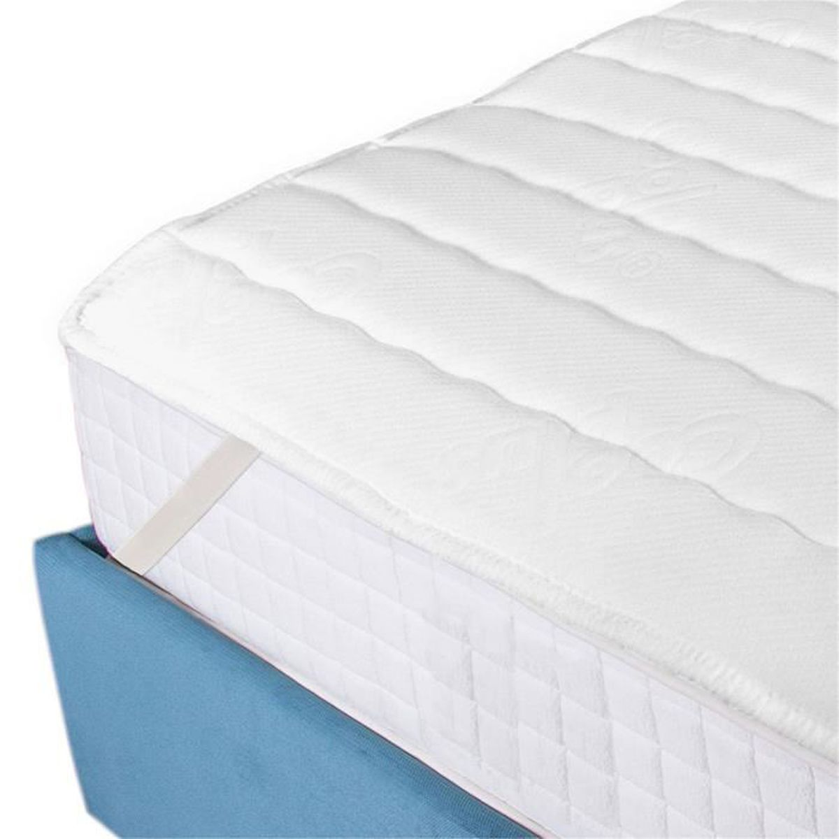 glycine cool plus surmatelas thermorégulant alinea 3cm (140x200cm