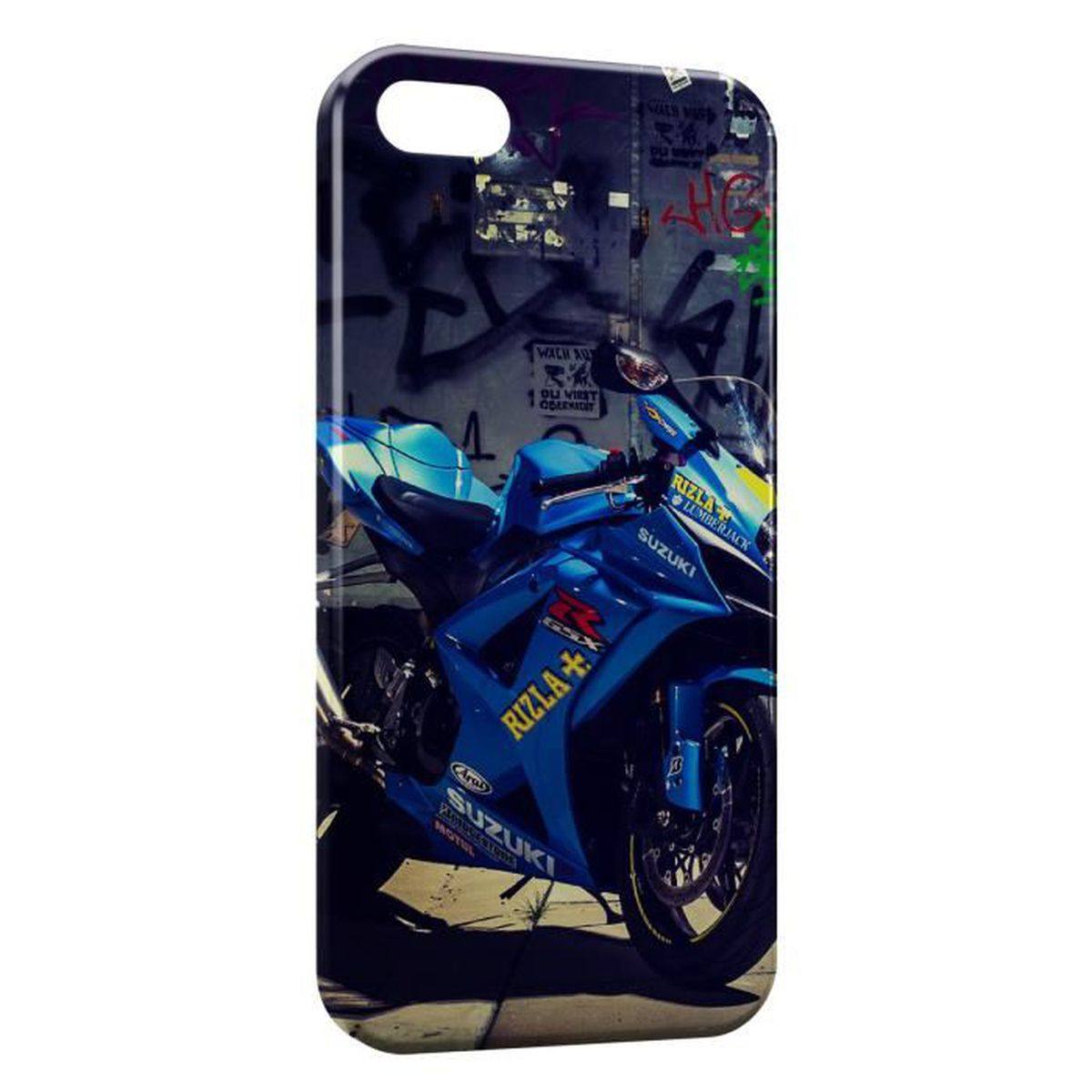 iphone 8 coque moto