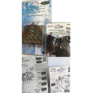 REPETEUR DE SIGNAL pack alimentation 12 v et amplificateur  distribut