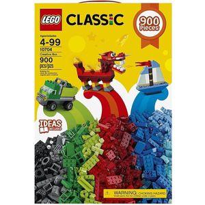 ASSEMBLAGE CONSTRUCTION LEGO® Classic 10704 Grande boîte de constructions